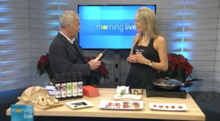 CHCH morning live with tash hamilton
