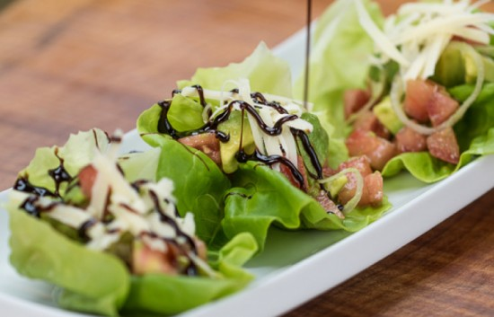 butter lettuce wraps